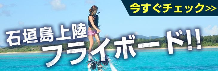 石垣島フライボード