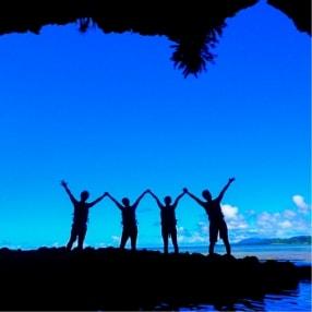 石垣島青の洞窟シュノーケリング