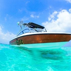 石垣島ボートチャーター貸切