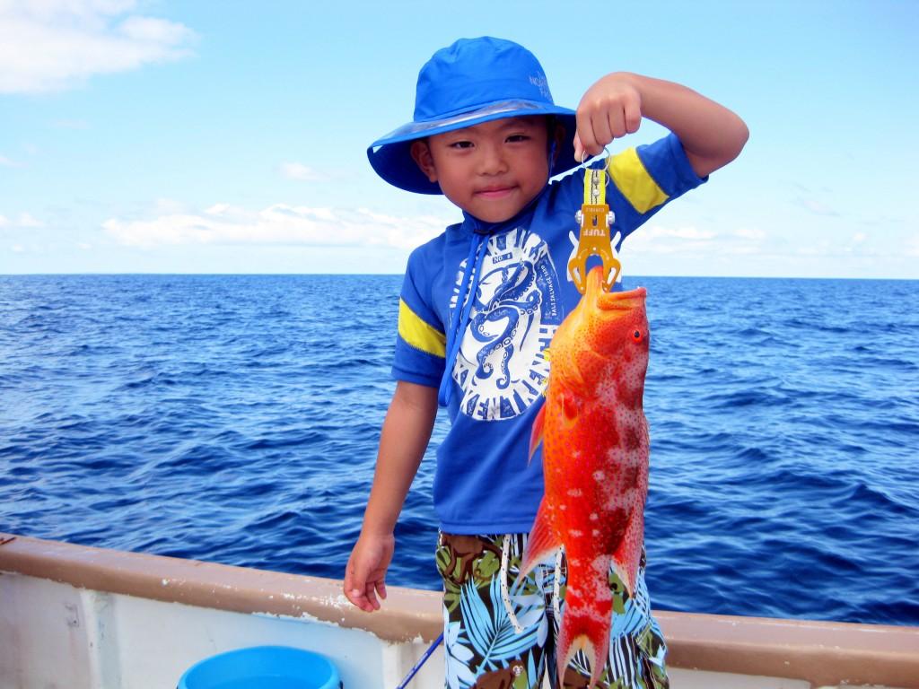 石垣島 釣り