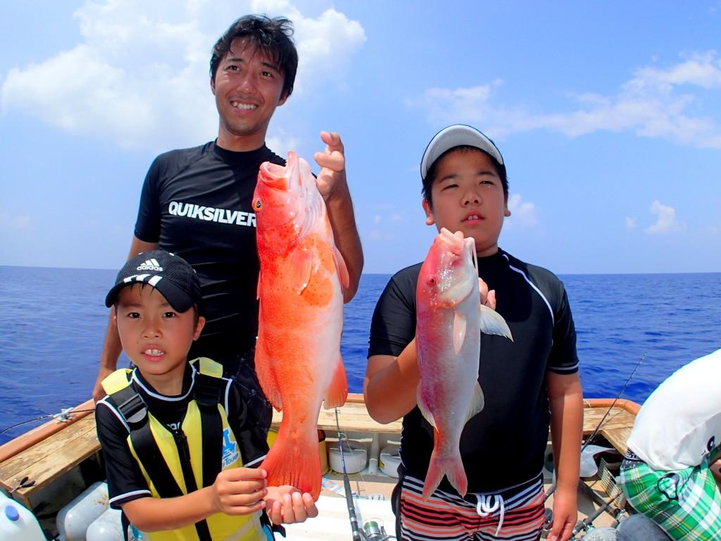 石垣島 五目釣り