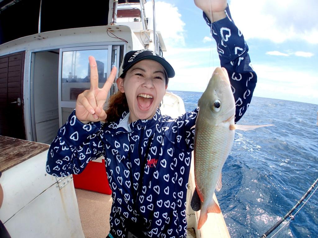 石垣島 釣りとシュノーケル