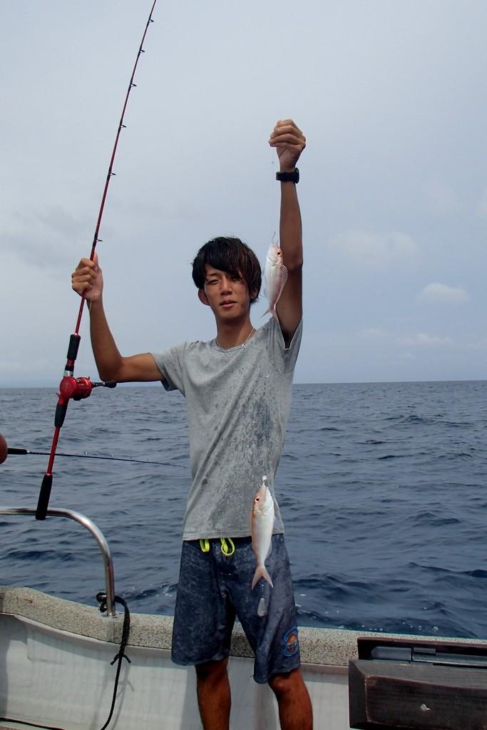 石垣島でフィッシング!