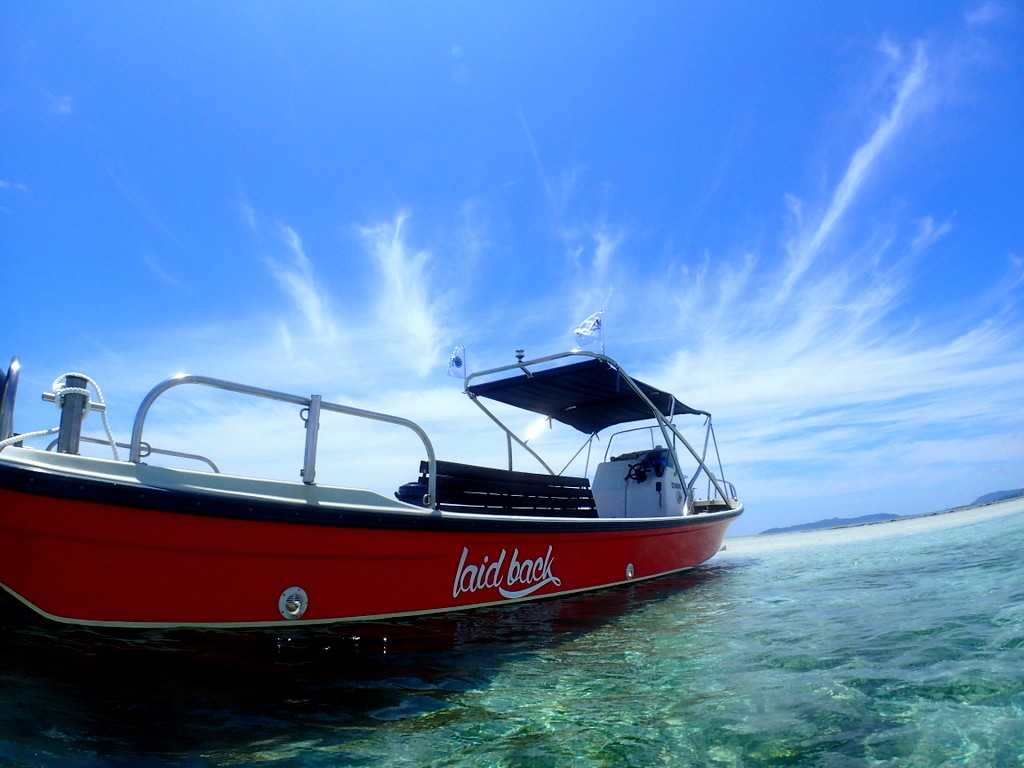 ライズの釣り船専用レイバック号