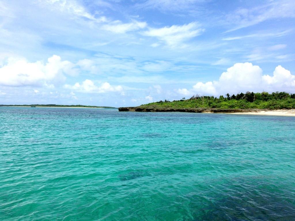 パナリ島(上地)
