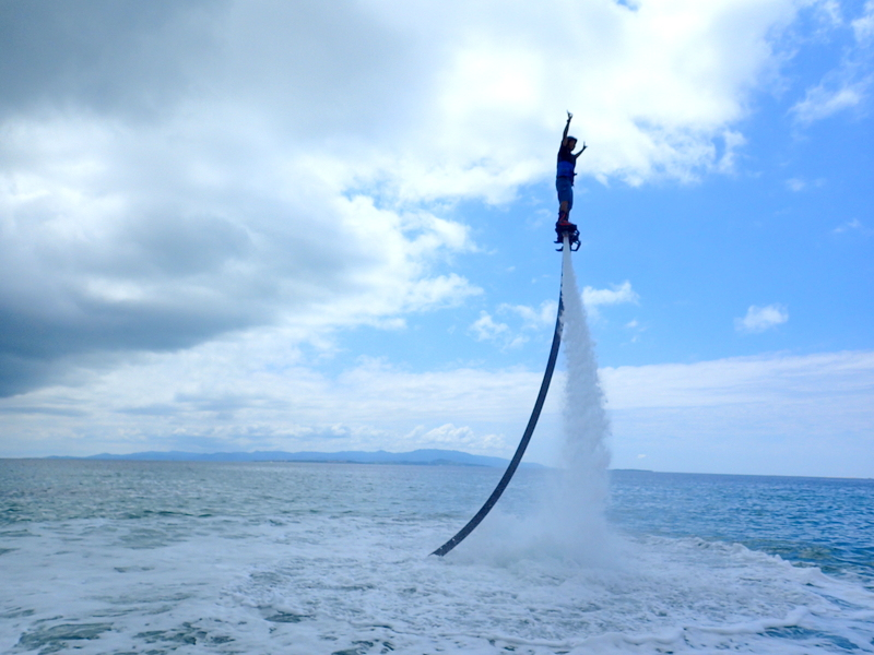 石垣島 フライボード
