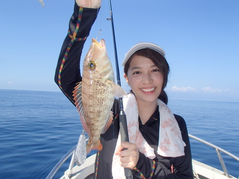 石垣島釣り(フエフキダイ)
