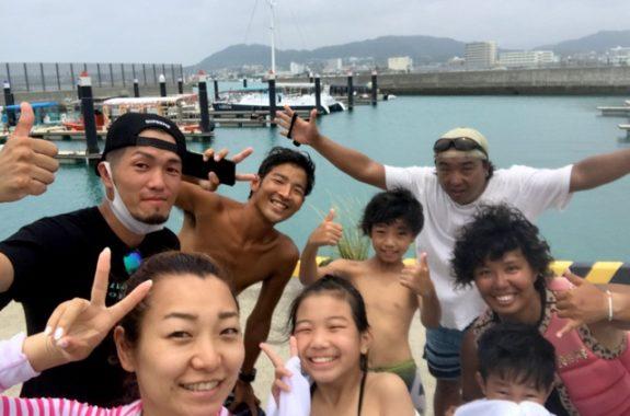 2020年8月4日ご来店M様(幻の島シュノーケル&マリンスポーツ)